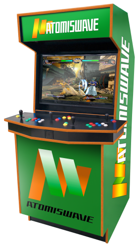 Atomiswave Png Arcade Gaming Products Arcade Games