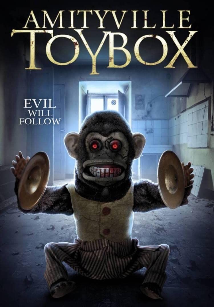 Amityville Toybox 2016 In 2021 Amityville American Horror Movie Toy Boxes