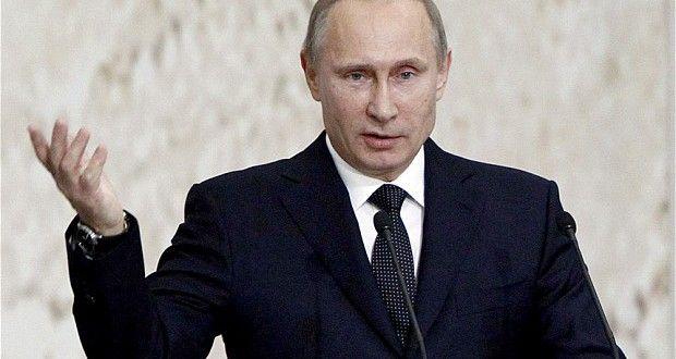 """Vladimir Putin responde a EE.UU: """"Nadie conseguirá intimidar, contener o aislar a Rusia""""   NOTICIAS AL TIEMPO"""