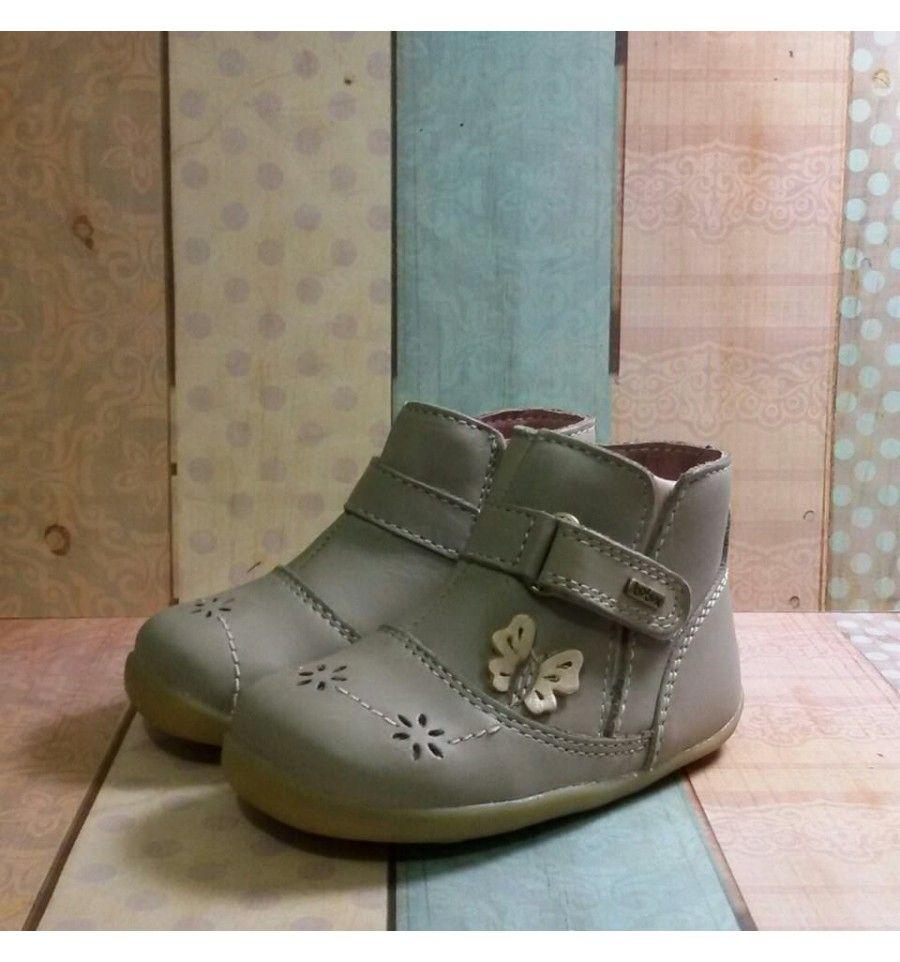 Bobux Tumble Tom Boots Chocolate Sepatu Anak Lucu Sepatu Anak