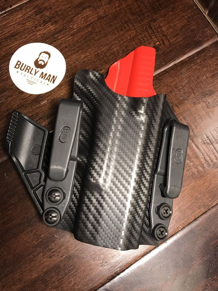 Details about Appendix Carry Custom Kydex Holster with Raven