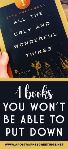 (This post contains affiliate links.) There's something about curling up on the couch in the winter with a warm blanket, hot drink and a good book. Here are 4 thrillers that you won't be able to put down! 1. The Good Daughter by Karin Slaughter -This book blew me away. Such incredible detail, comb