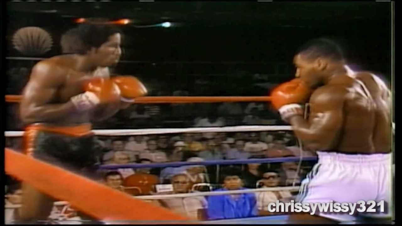 Mike Tyson Knockout Highlights