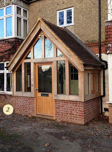 Oak Porches Enclosed Oak Framed Porches House Exterior House