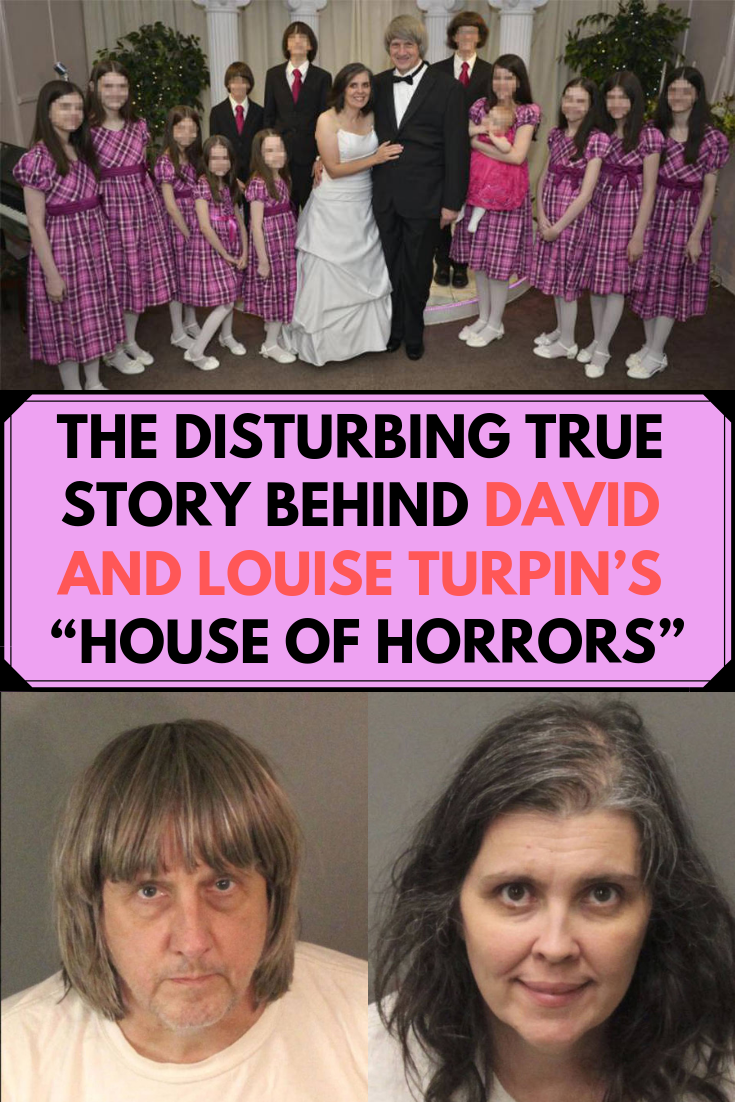 Inside David And Louise Turpin S House Of Horrors Where They Kept