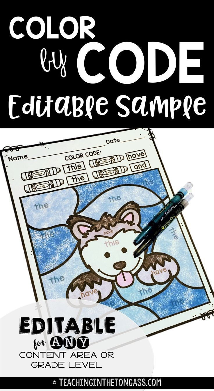 Iditarod Coloring Page Activity Free And Editable Just Type In