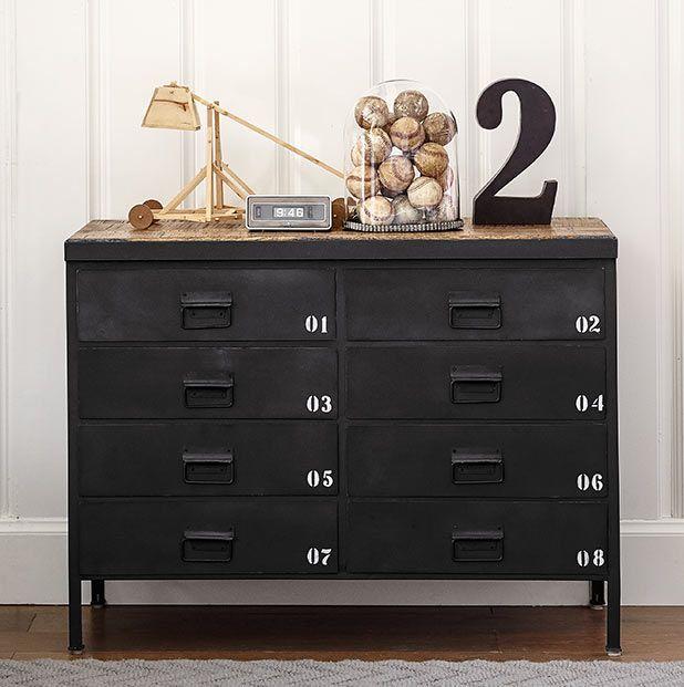 Athlete Style Room Ideas Locker Dresser Industrial