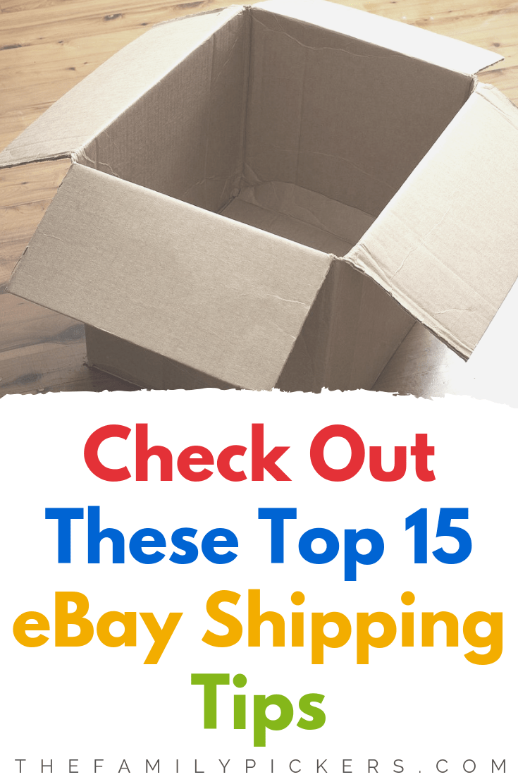 Ebay Shipping Tips 15 Of The Most Useful Shipping Tips For Ebay Ebay Selling Tips Ebay Hacks Ebay Business