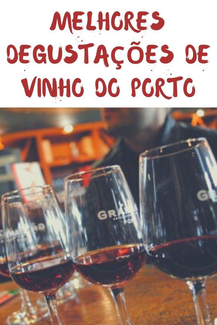 Descubra onde fazer as melhores degustações de vinho do Porto em Vila Nova de Gaia e tenha experiências inesquecíveis! #viagem #dicasdeviagem #portugal #porto #vinhodoporto #degustação #enoturismo #vinho