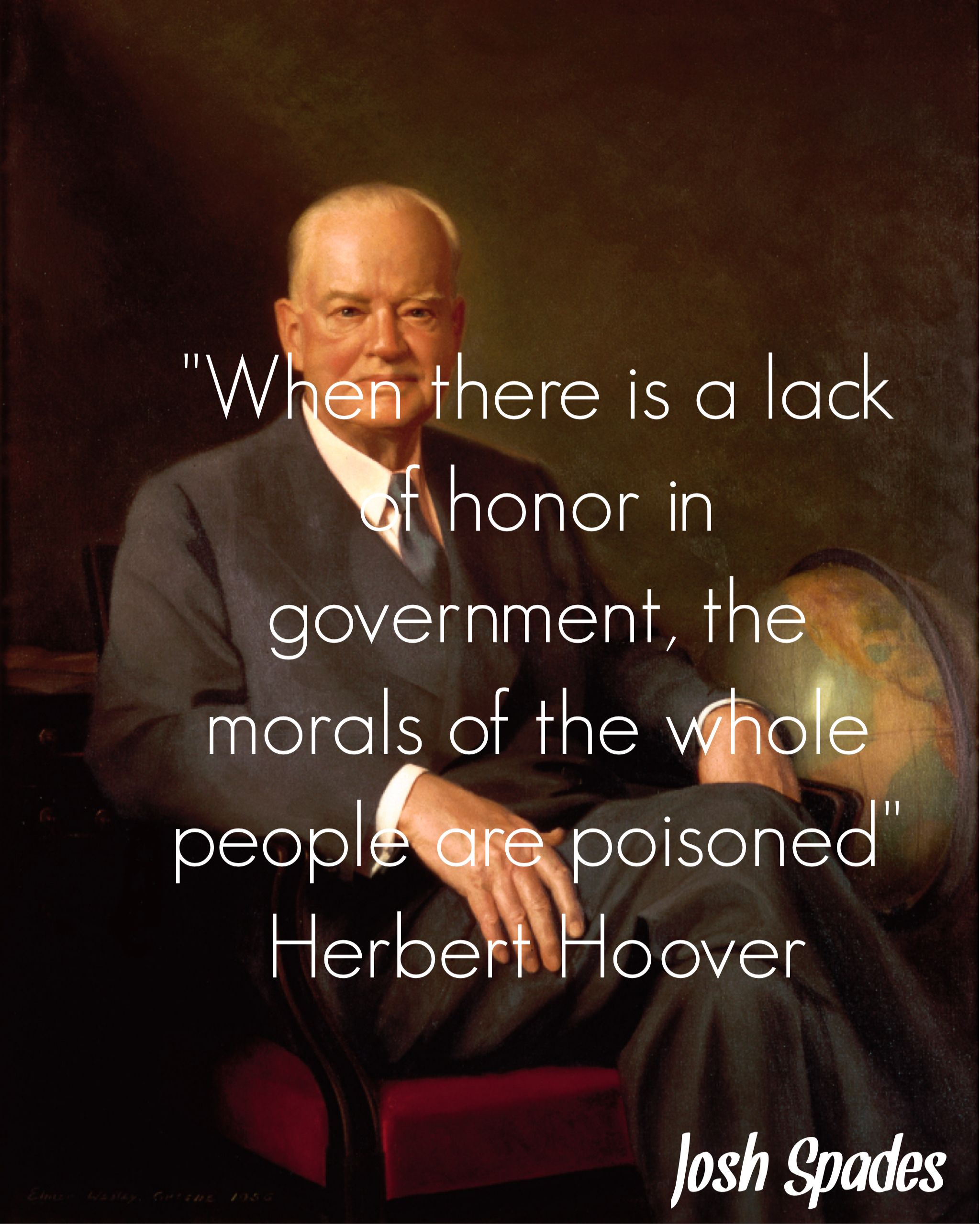 herbert hoover presidents quotes quotes white