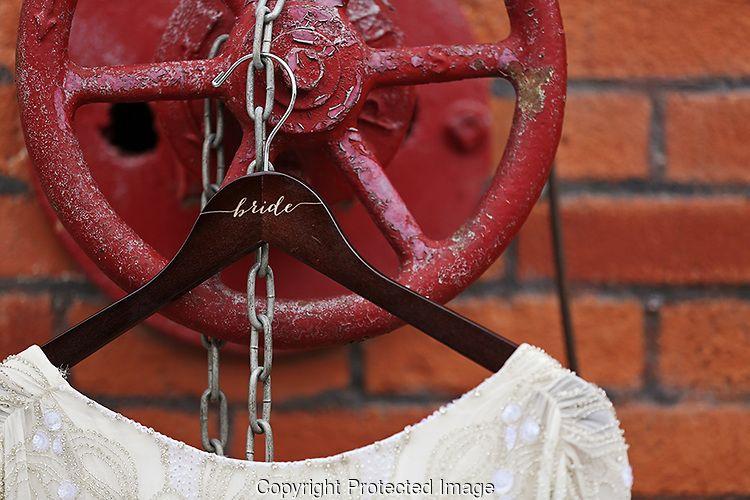 LOUD LOVE PHOTOGRAPHY #wedding #dress #loudlovephotography #romance #Love #marriage #theknot #Bride #hanger #sandiego #photography #losangeles #socal #bridal #brick