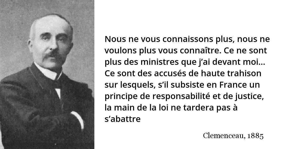 Epingle Sur Clemenceau En Citations