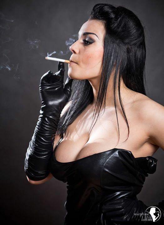 New Smoking Fetish