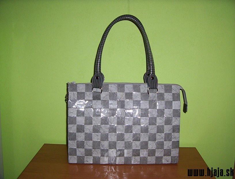 04f4dc83e Siva elegantná ecoist bag kabelky papierove pinterest jpg 816x624 Ecoist  kabelky