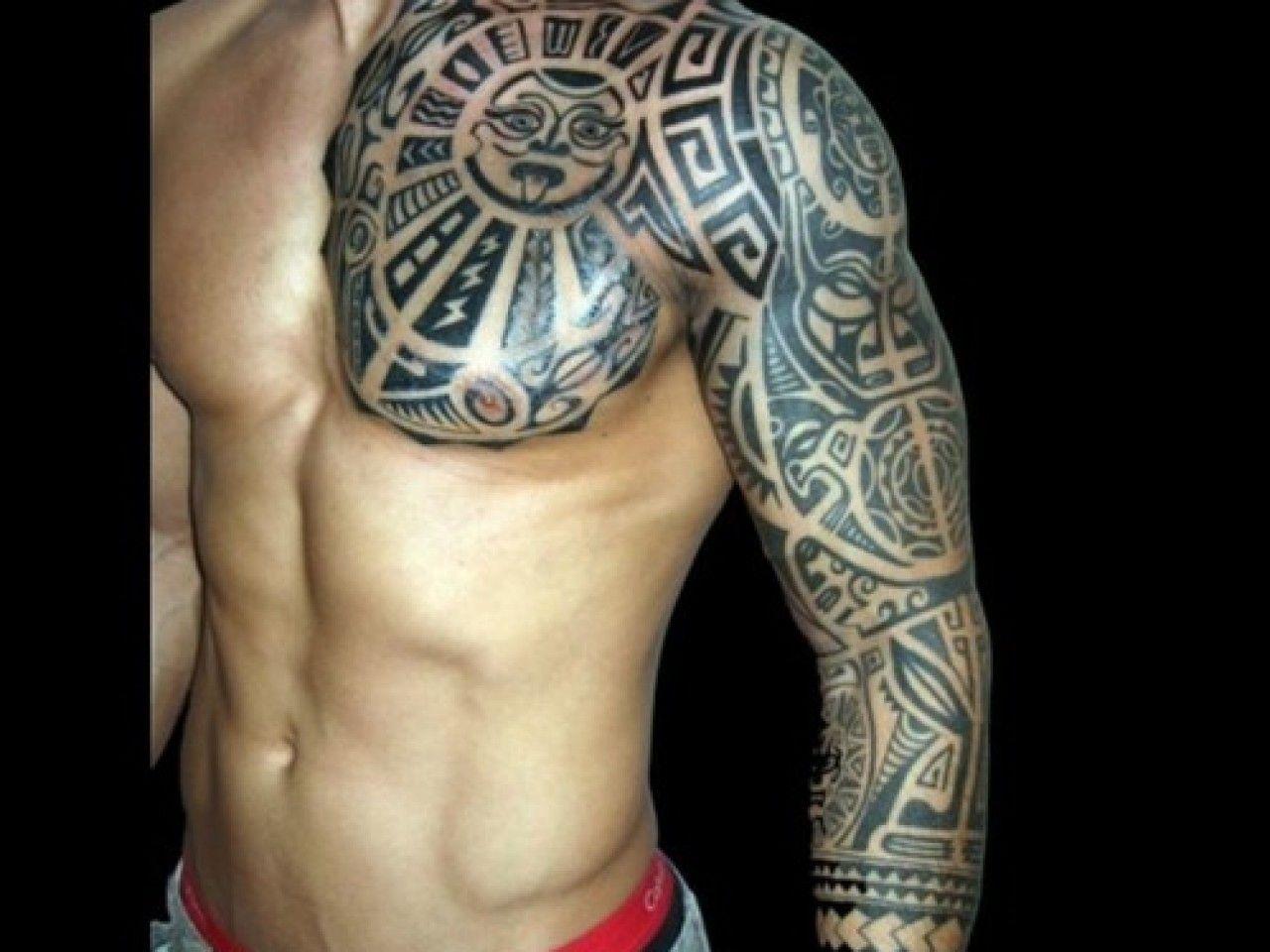 Hervorragend Tatouage homme avant bras, je suis en pleine recherche pour le  OK99
