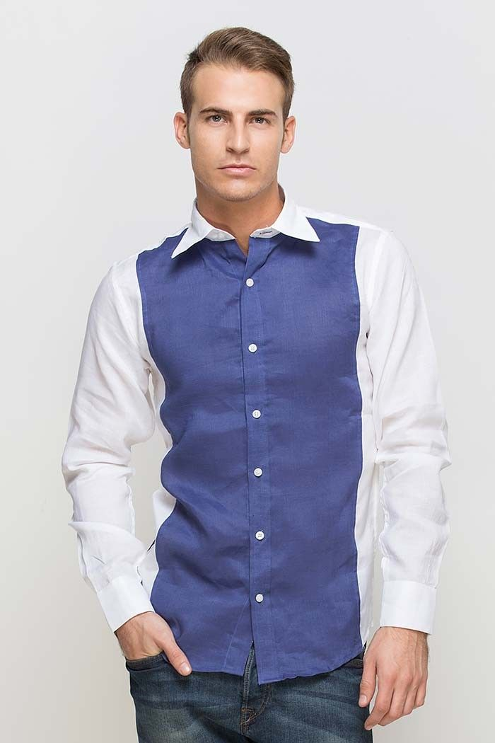1e90b360f Oxolloxo brings you gorgeous #autumnwinter men formal shirt online sale.  Shop form a wide