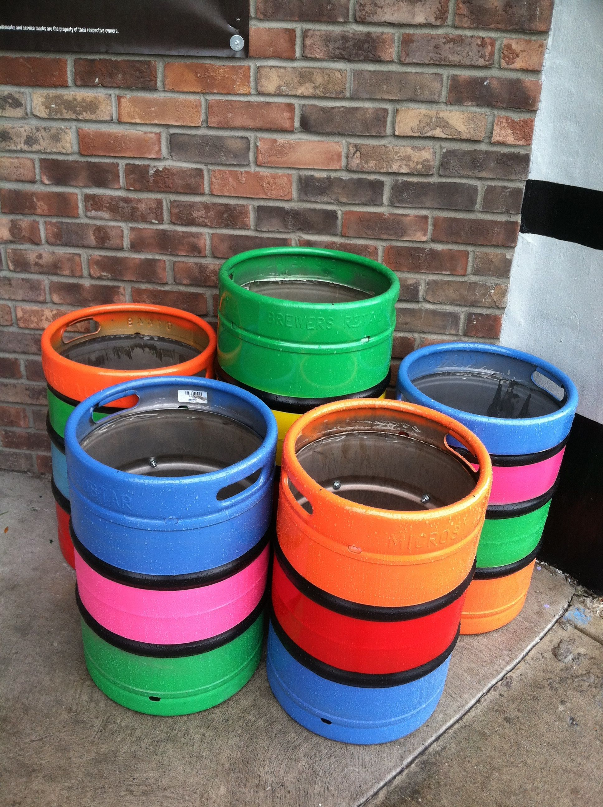 Beer Keg Planters Here Are Some Things To Do With A Beer