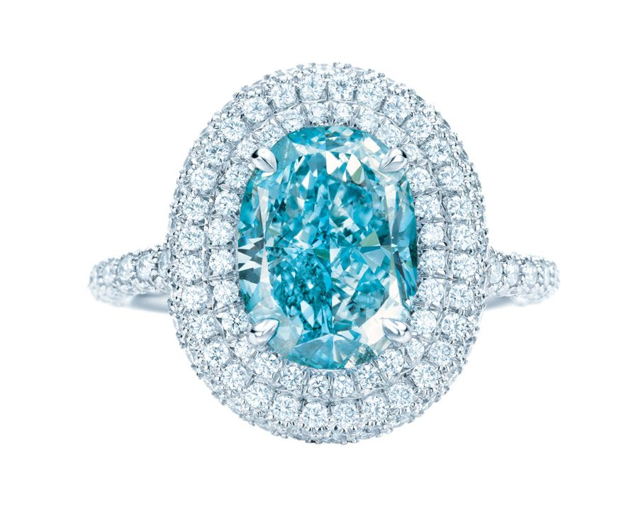 Blue · Tiffany Anniversary ring ...