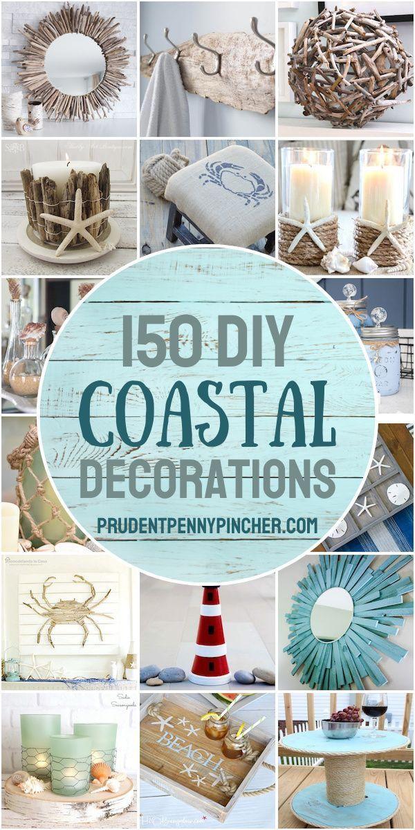 150 Cheap and Easy Beach House Decor Ideas