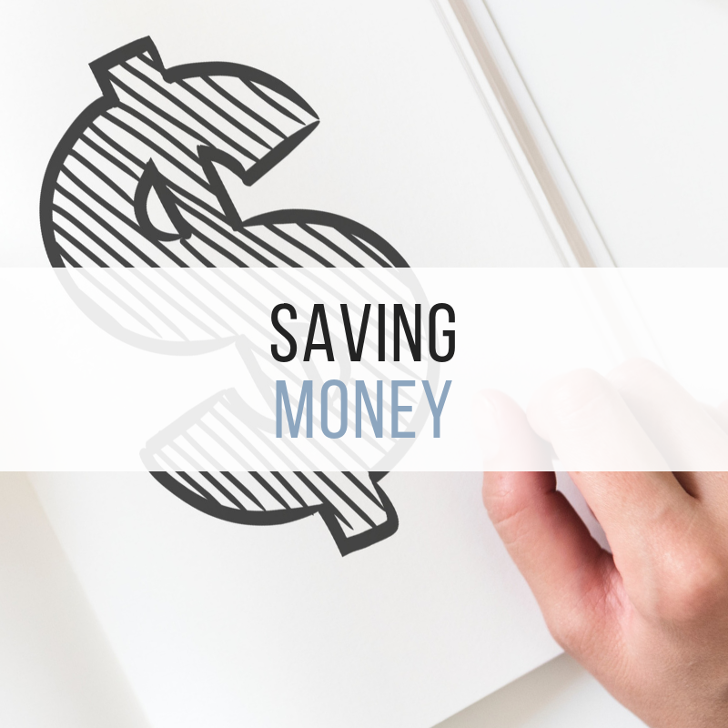 This board is all about saving money and growing your net