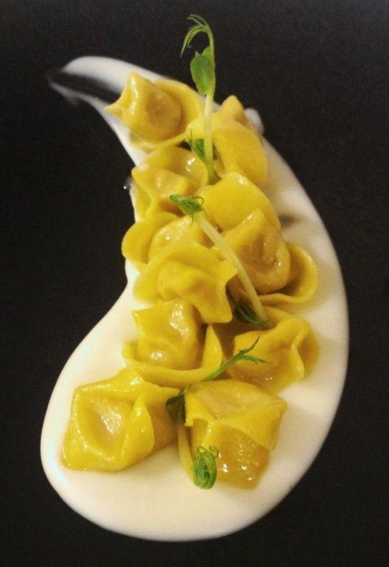 Recipe Heinz Beck's Fagotteli Carbonara from Golden