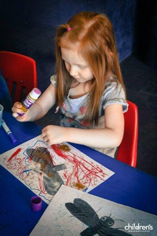 Painting to Music Junior Camp Tucson, Arizona  #Kids #Events