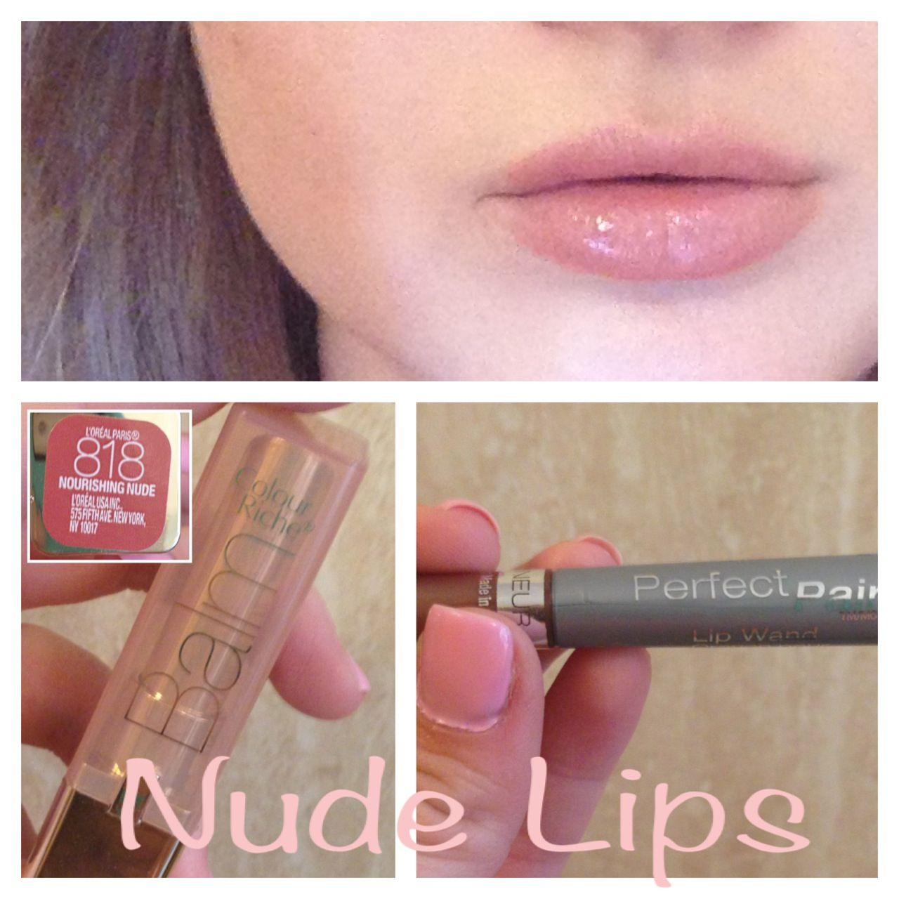 Love this Loreal Lipstick- it really feels like a lip balm ...