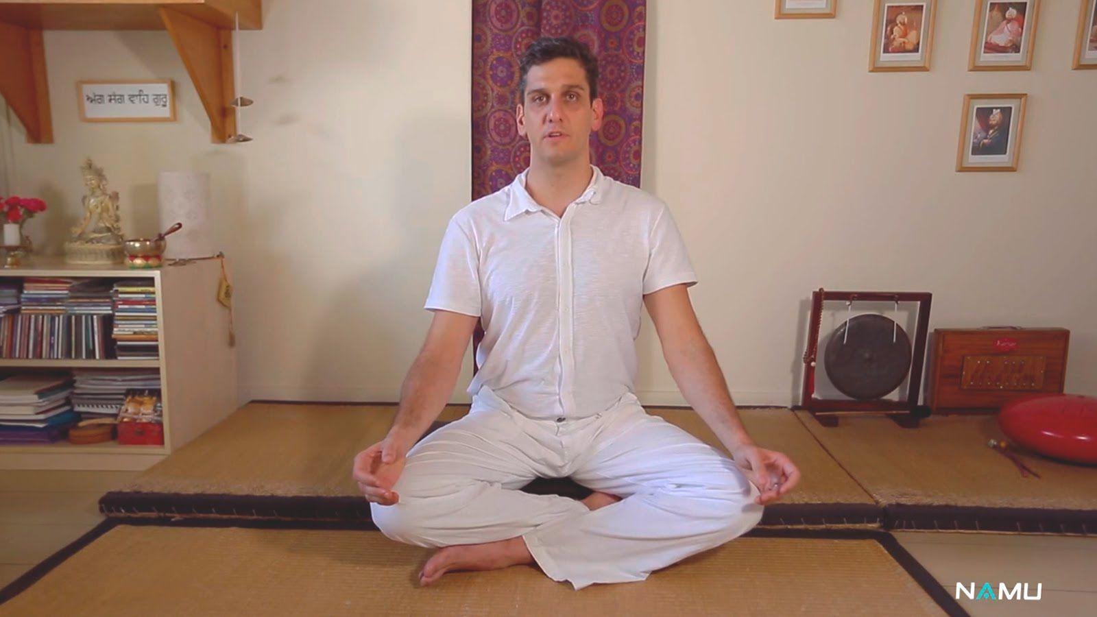 Aulas NAMU: aula de kundalini yoga para principiantes