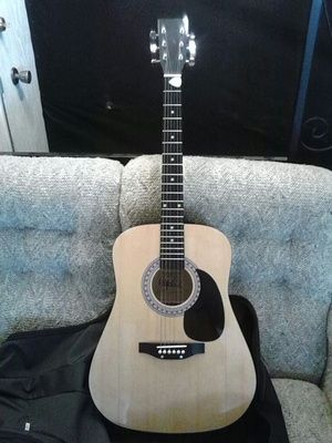 Acoustic Guitar With Gig Bag For Sale In Phoenix Az Offerup Guitar Acoustic Guitar Acoustic
