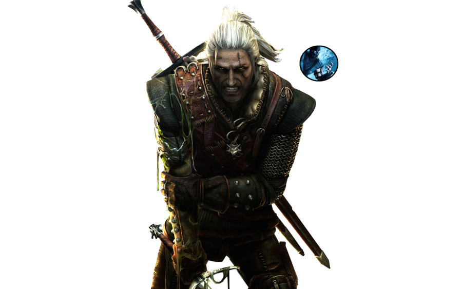 The Witcher 3 Geralt Png Image The Witcher Png Images Image