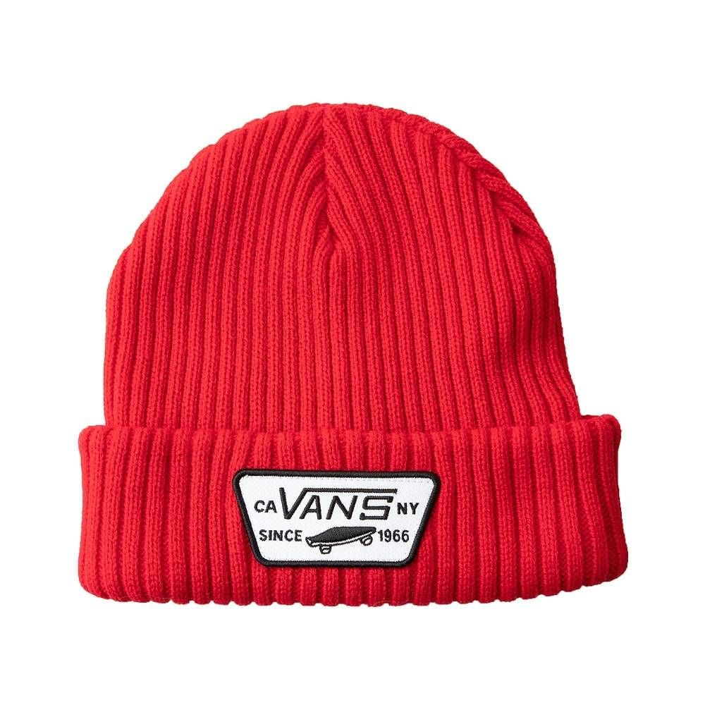 a9dd2297f Vans Full Patch Beanie - Red - 35888   JOURNEYS in 2019   Vans hats ...