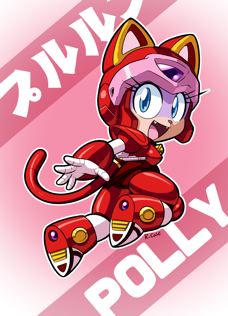 Polly by on DeviantArt