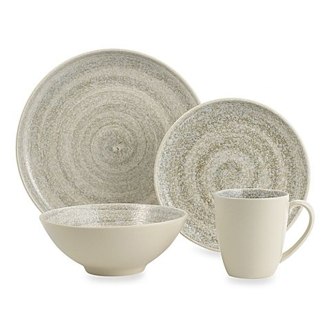 Sango Soho Dinnerware features a deep coup shape with a large eating surface area decorated with  sc 1 st  Pinterest & Sango Soho Dinnerware features a deep coup shape with a large eating ...