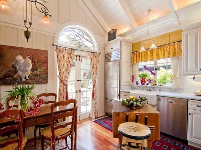 kitchen window treatments 6 photos gallery of treatments for - Window Treatments Ideas