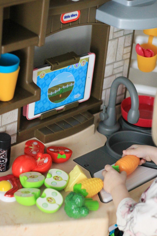 Little Tikes Cook N Learn Smart Kitchen Kids Smart