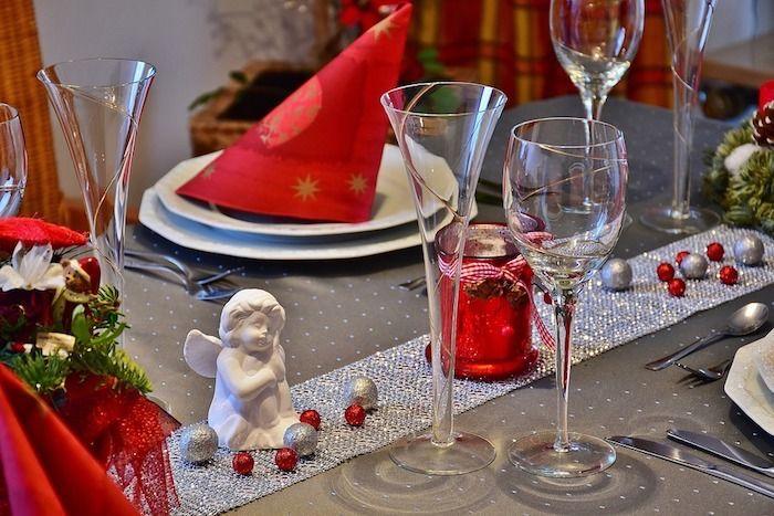 Weihnachtsdeko Selber Gestalten Ordnen Und Genießen Tolle Tischdeko Zu  Weihnachten Ideen