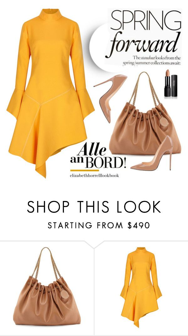 """""""STYLED BY LIZ"""" by elizabethhorrell ❤ liked on Polyvore featuring STELLA McCARTNEY and Paper London"""