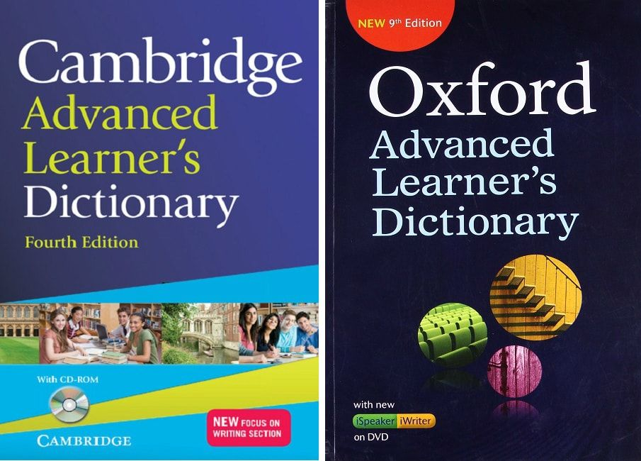 Explanatory Review For Oxford And Cambridge Advanced Learner S Dictionary Oxford Vs Cambridge In 2020 Advanced Learners Oxford Vs Cambridge Cambridge Advanced