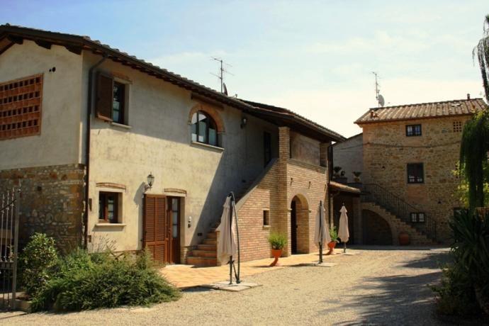 Offerta CAPODANNO in Appartamenti tra Toscana e