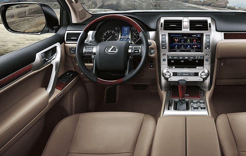 2019 Lexus Gx 460 Interior Lexus Gx Lexus Gx 460 Lexus