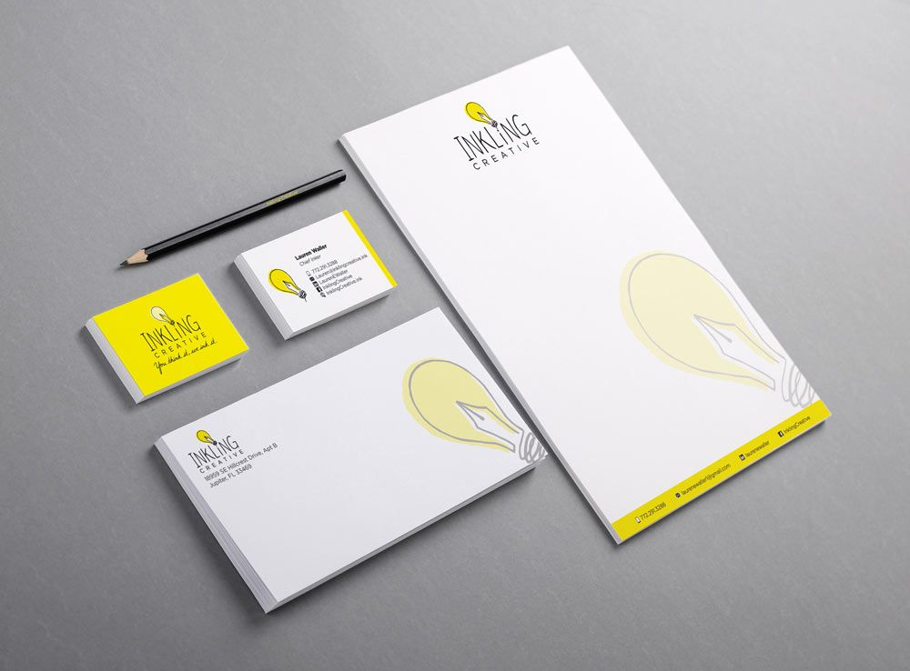 Attract Transform Grow Your Business With Affinity Publisher Inkling Creative Business Stationery Stationery Business