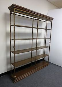 Iron Bookcase Wrought Furniture Imported French Pictures