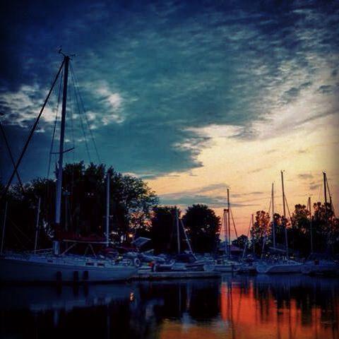 Victoria Harbour in Belleville.