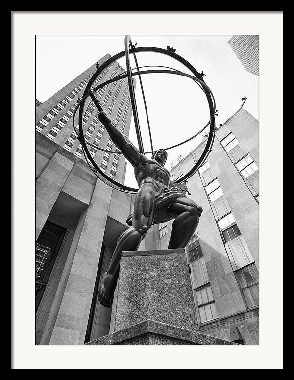 Atlas Of New York City Framed Print by Zina Zinchik