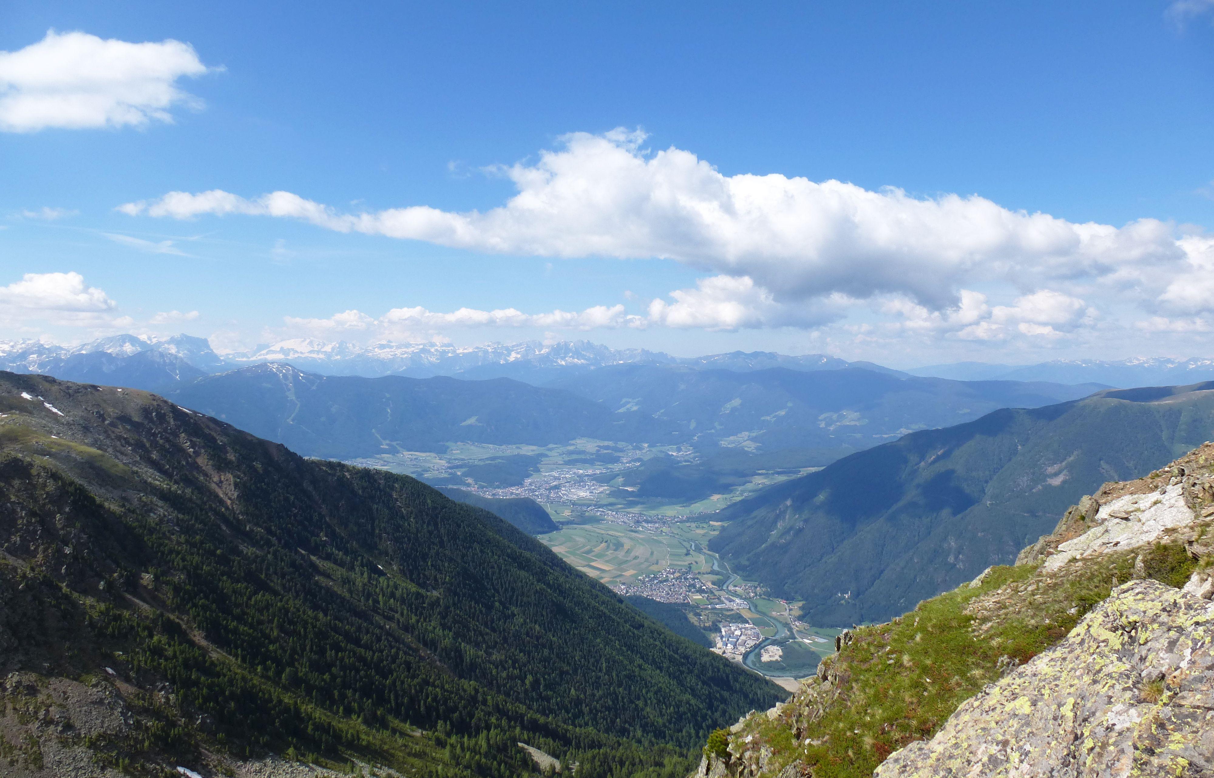 Blossberg (2619 m) UttenheimVilla Ottone Bruneck
