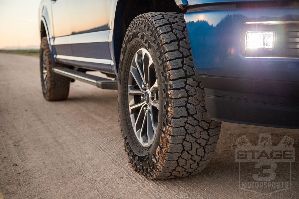 2018 F150 Falken Wildpeak All Terrain At3w Tires With Images