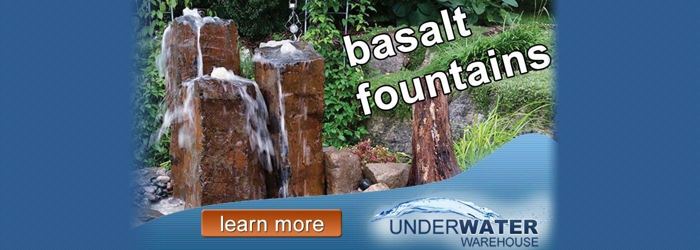 Water Garden Pond Supplies Store Affordable Prices From Underwater Warehouse In 2020 Water Gardens Pond Water Garden Garden Irrigation