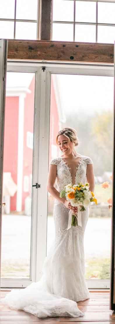 Pretty #BERTA bride ♥