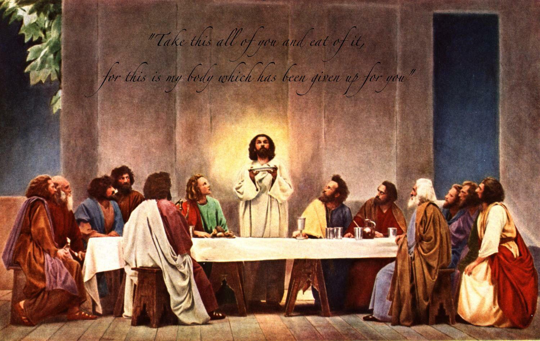Lastsupper Jpg 1500 947 Last Supper Painting Catholic Wallpaper