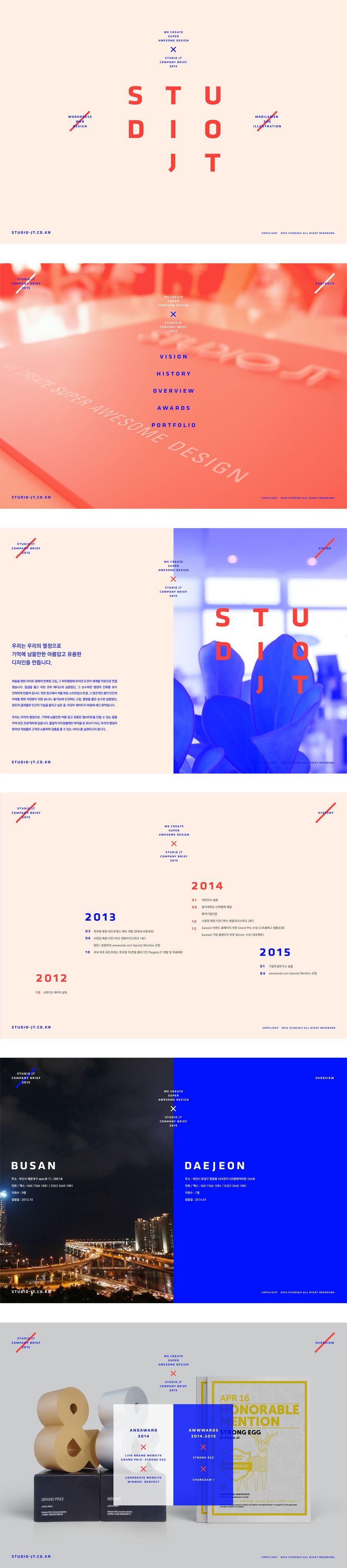 studio jt design by padak